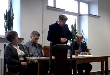 14.10. 2016 – XXII Sesja Rady Gminy  w Abramowie