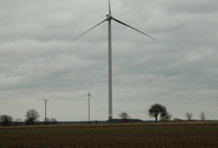 Banki boją się o swoje kredyty udzielone na budowę wiatraków?