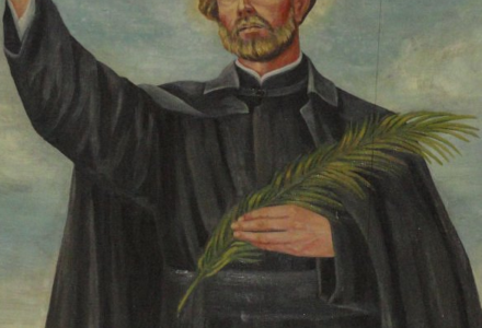 Rozpoczyna się narodowa nowenna ku czci św. Andrzeja Boboli w czasie epidemii