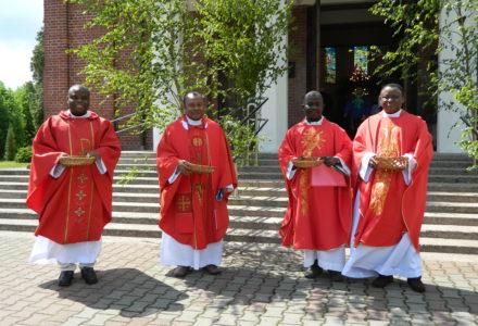 15.05.2016 Abramów, Niedziela Zesłania Ducha Świętego – Symboliczna wizyta