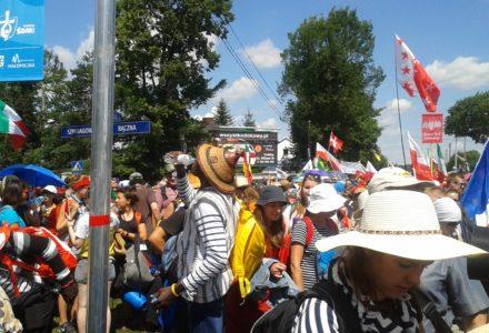 Dwa słowa z Krakowa – fotorelacja Katarzyny Siudaj z ŚDM