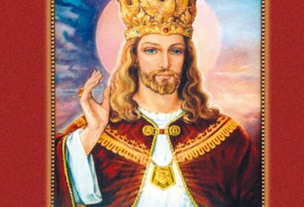 Niedziela Jezusa Chrystusa Króla Wszechświata     (Łk 23, 35-43)