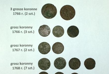 O znaleziskach historycznych – wpis Leszka Kozaka