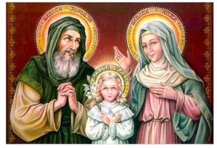 8 września – Narodzenie Najświętszej Maryi Panny
