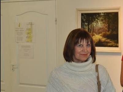 GOK Kurów – Wystawa Malarstwa Teresy Ogórek