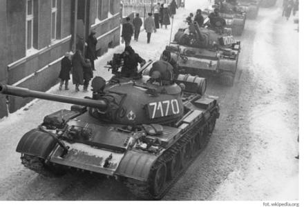 37 rocznica wprowadzenia stanu wojennego – Pamiętamy!!!