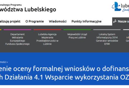 Gmina Abramów bez dofinansowania dla instalacji źródeł energii