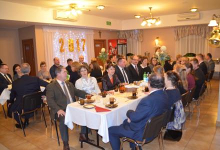 """Bogucin – Świąteczno-noworoczne spotkanie opłatkowe Stowarzyszenia """"Wspólnota Garbowska"""""""