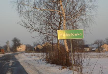 Z gminy i powiatu – chodnika w Michałówce na razie nie będzie