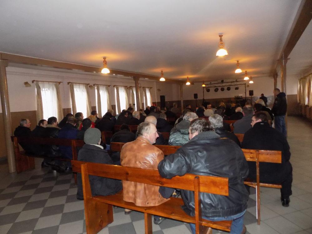 Środa18.07.2018. Michów – Spotkanie dotyczące aktualnych spraw w rolnictwie