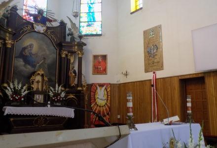 Abramów – Parafialne ogłoszenia Wielkanocne