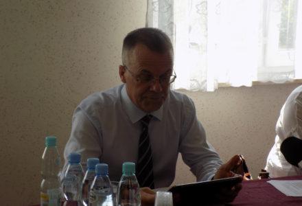 Wiceminister Jarosław Sellin w Abramowie – krótka relacja.
