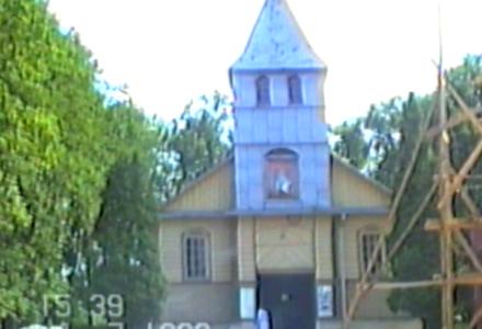 Z naszej historii… – Rok 1925 – początki parafii Abramów