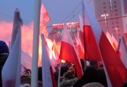Fotorelacja:  11 Listopada 2018, Warszawa – Warto było tam być…