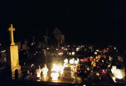 Zaduszki…Do 8 listopada mamy czas…