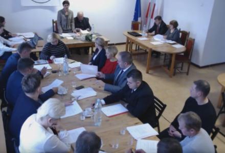 23.11.2018 – II sesja Rady Gminy w Abramowie, wybór do komisji, diety, wynagrodzenie..