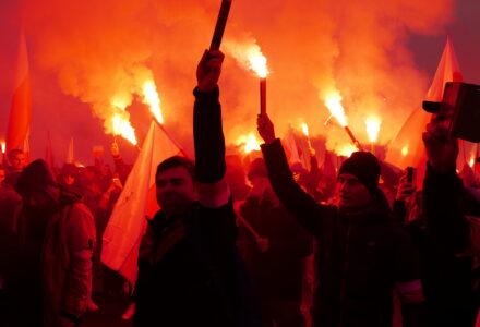 11.11.2019. Marsz Niepodległości w Warszawie – Relacja Ryszarda Kozaka