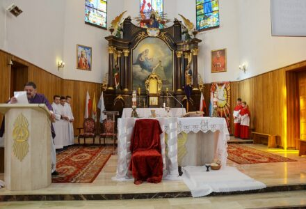 Abramów – Retransmisja Mszy Świętych – uaktualnienie